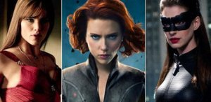 Top 10 Hollywood Female Superheroes