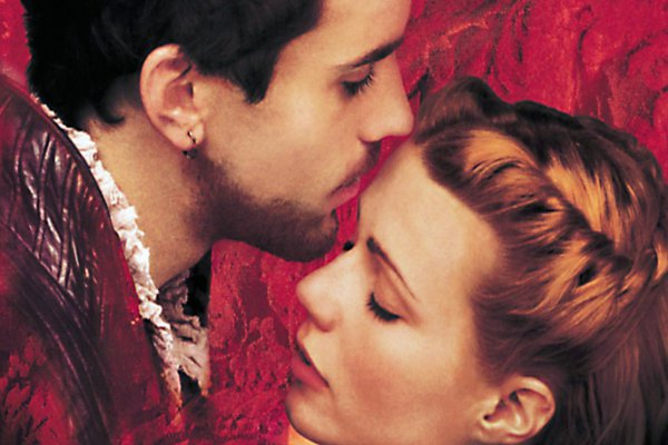 Gwyneth Paltrow and Joseph Fiennes, Shakespeare in Love