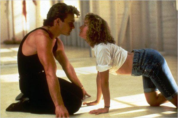 Jennifer Gray and Patrick Swayze, Dirty Dancing