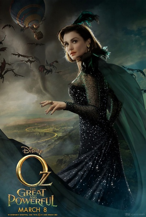 rachel weisz oz the great and the powerful