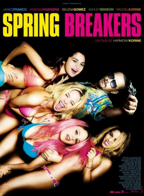 spring breakers international poster