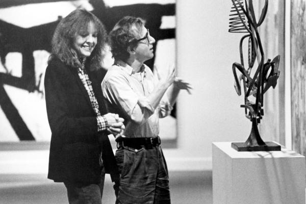 Woody Allen and Diane Keaton, Manhattan