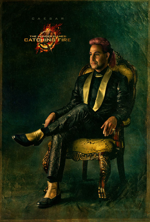 the hunger games catching fire ceaser