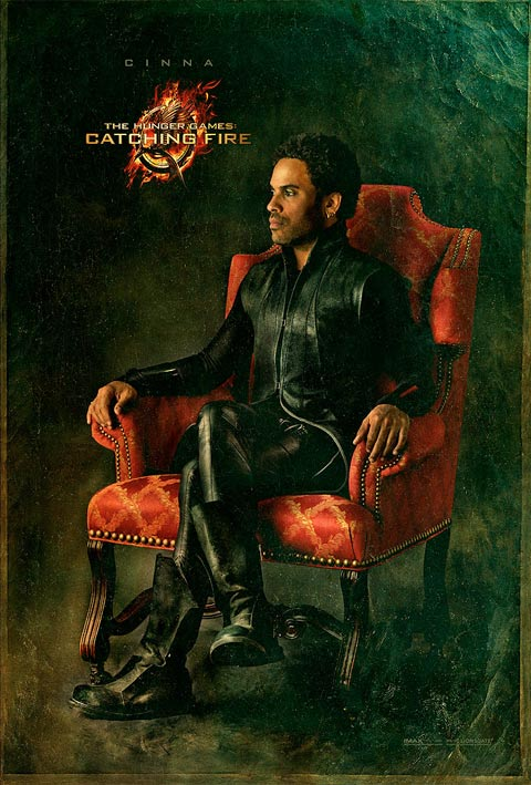 the hunger games catching fire cinna