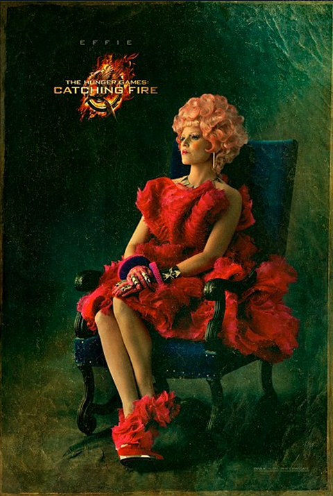the hunger games catching fire effie